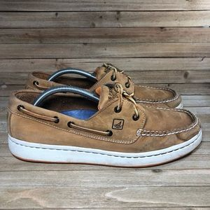 Sperry Top-Sider Cup 2 Eye Boat Shoe